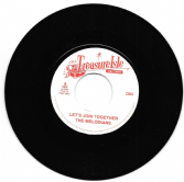 Melodians - Let's Join Together / Techniques - Heart Of A Man (Treasure Isle) 7""